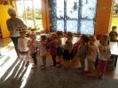 Lekcja muzealna w grupie żółtej