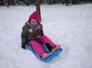 Zimowe zabawy na śniegu _4