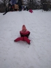 Zimowe zabawy na śniegu _9